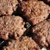 Grillede burgere