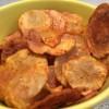 Jordskokke Barbequechips
