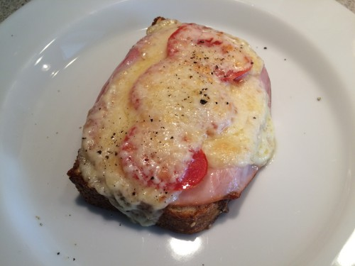 Lchf morgentoast