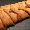 Stromboli med kødfyld