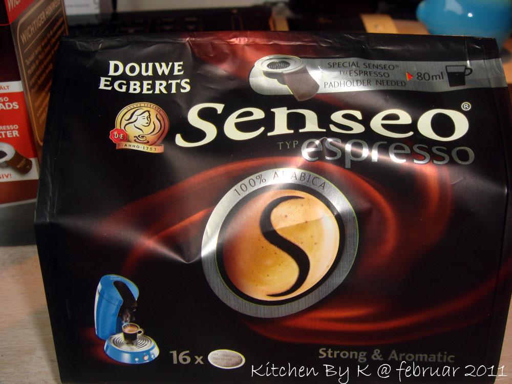 Senseo Espresso Pads