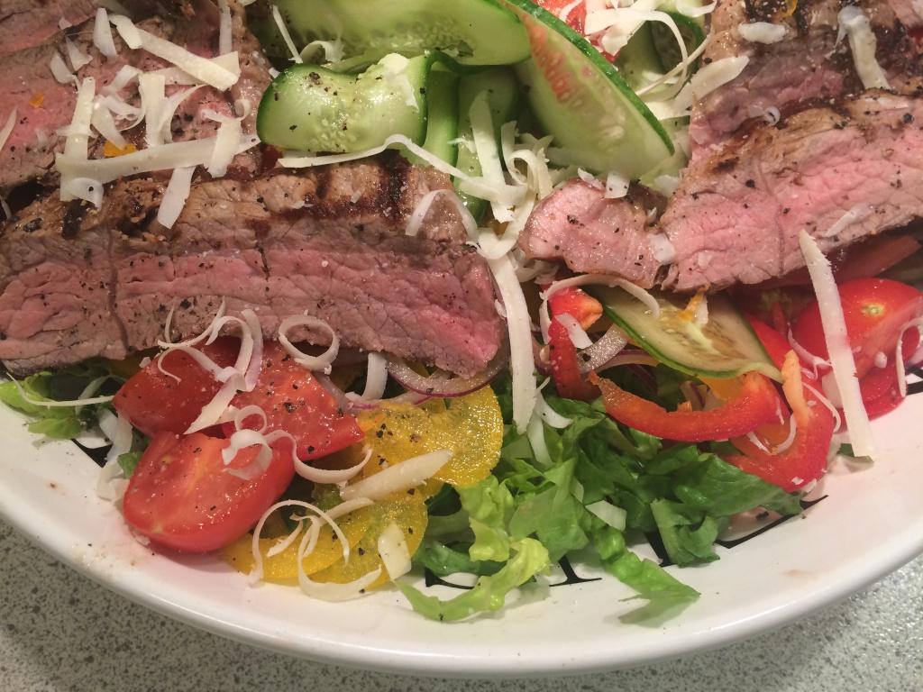 Steaksalat